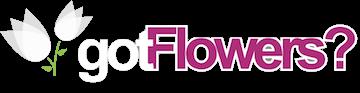 gotFlowers? Logo